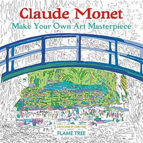 Claude Monet (Art Colouring Book)