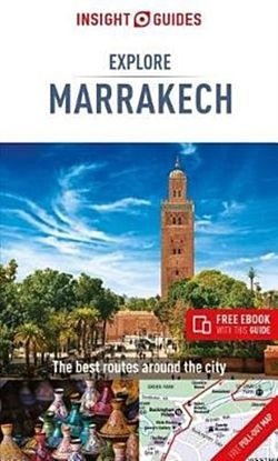Insight Guides Explore Marrakech  (Travel Guide eBook)