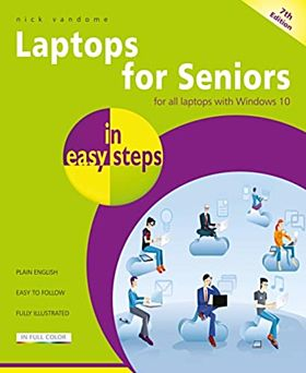 Laptops for Seniors in easy steps