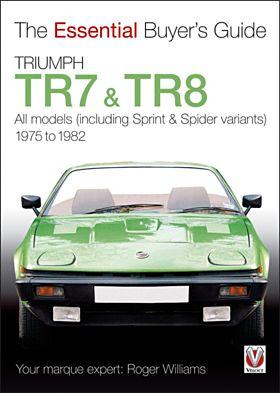 Triumph TR7 and TR8