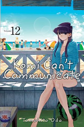 Komi Can't Communicate, Vol. 12