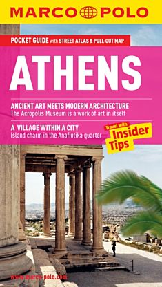 Athens Marco Polo Pocket Guide