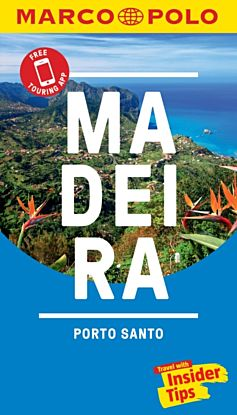 Madeira Marco Polo Pocket Travel Guide - with pull out map