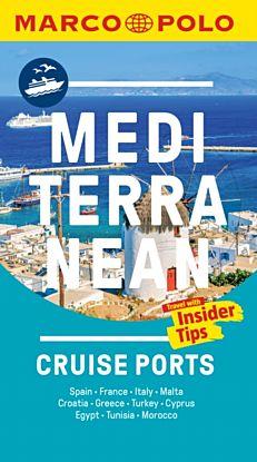 Mediterranean Cruise Ports Marco Polo Pocket Guide