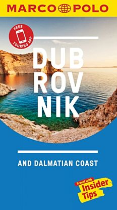 Dubrovnik & Dalmatian Coast Marco Polo Pocket Travel Guide - with pull out map