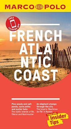 French Atlantic Coast Marco Polo Pocket Travel Gui
