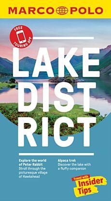 Lake District Marco Polo Pocket Travel Guide 2019