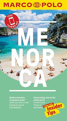 Menorca Marco Polo Pocket Travel Guide 2019 - with