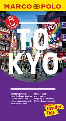 Tokyo Marco Polo Pocket Travel Guide 2019 - with p