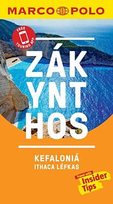 Zakynthos and Kefalonia Marco Polo Pocket Travel G