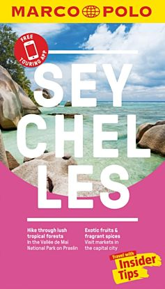 Seychelles Marco Polo Pocket Travel Guide - with p