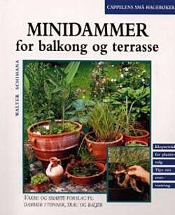Minidammer for balkong og terrasse