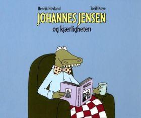 Johannes Jensen og kjærligheten