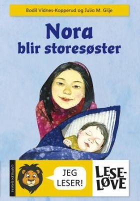 Nora blir storesøster