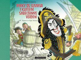 Pinky og Sunniva i Kaptein Sabeltanns verden