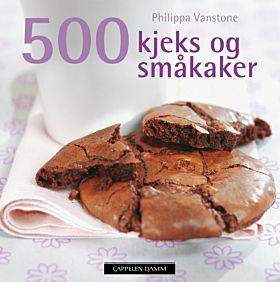 500 kjeks og småkaker