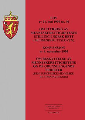 Lov om styrking av menneskerettighetenes stilling i norsk rett (menneskerettloven) av 21. mai 1999 n