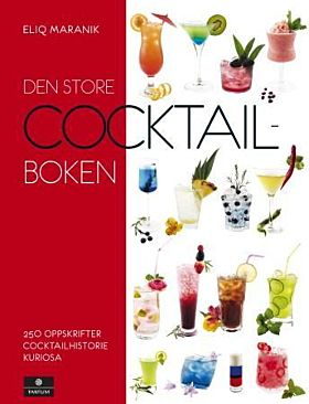 Den store cocktailboken