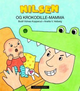 Nilsen og krokodille-mamma