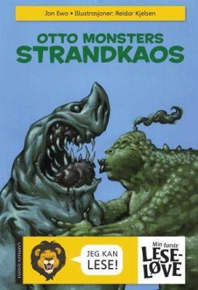 Otto monsters strandkaos
