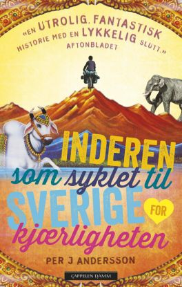 Inderen som syklet til Sverige for kjærligheten