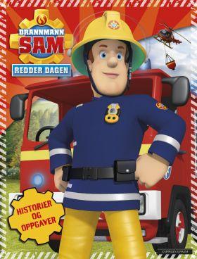 Brannmann Sam redder dagen