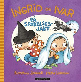 Ingrid og Ivar på spøkelsesjakt