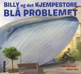 Billy og det kjempestore, blå problemet