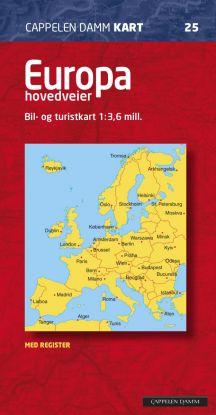 Europa hovedveier