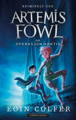 Artemis Fowl og operasjon Arktis