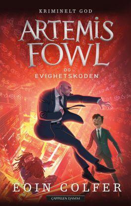 Artemis Fowl og evighetskoden