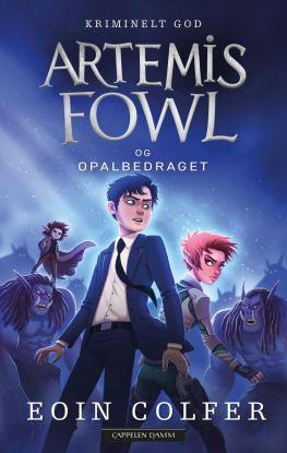 Artemis Fowl og opalbedraget