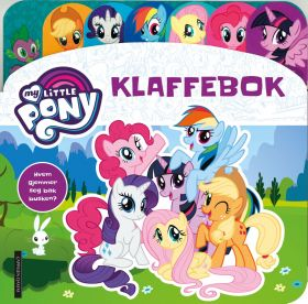 My little pony klaffebok