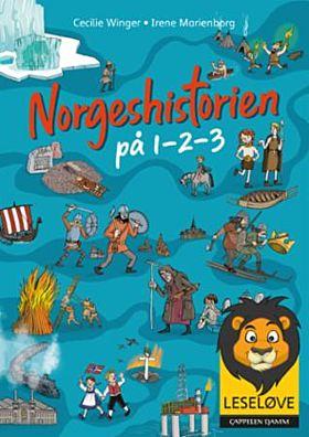 Norgeshistorien på 1-2-3