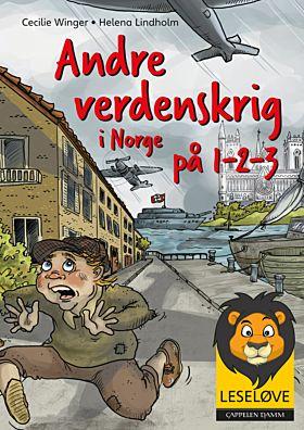 Andre verdenskrig i Norge på 1-2-3