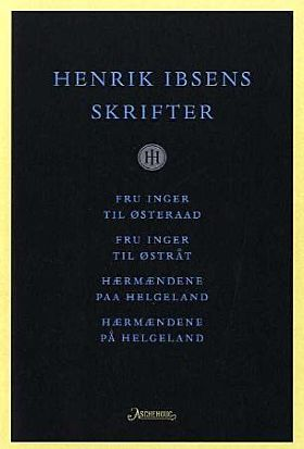 Henrik Ibsens skrifter. Bd. 3