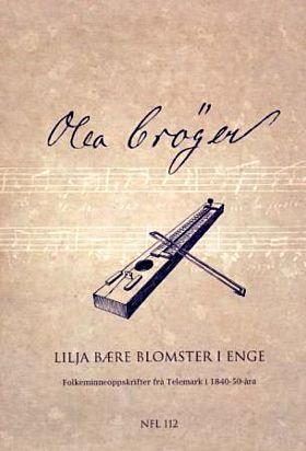 Lilja bære blomster i enge. Bd. 1 og 2