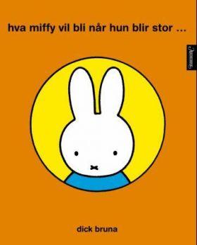 Hva Miffy vil bli når hun blir stor