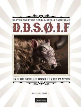 Doktor Proktors sensasjonelle samling av D.D.S.Ø.I.F.