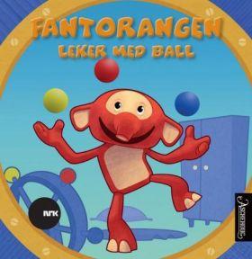 Fantorangen leker med ball