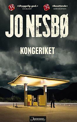 Kongeriket - signert av Jo Nesbø ved nettbestilling sendt hjem
