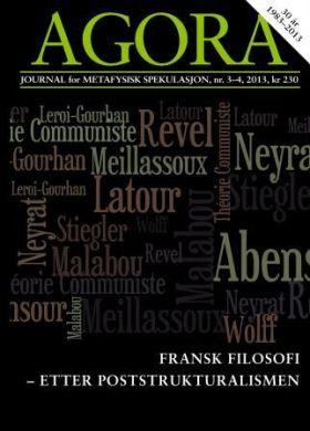 Agora. Nr. 3-4 2013