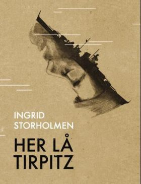 Her lå Tirpitz