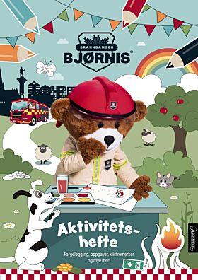 Brannbamsen Bjørnis. Aktivitetshefte