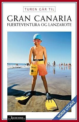 Turen går til Gran Canaria, Fuerteventura og Lanzarote