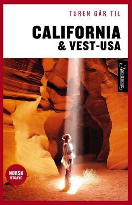 Turen går til California & Vest-USA