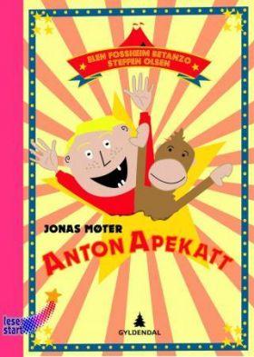Jonas møter Anton Apekatt