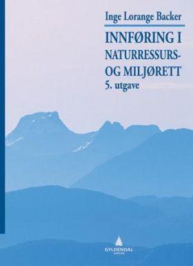 Innføring i naturressurs- og miljørett