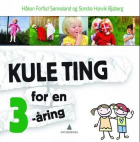 Kule ting for en 3-åring