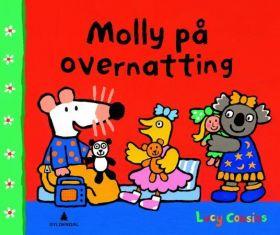 Molly på overnatting